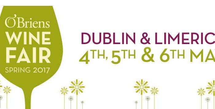 Dublin O'Briens Wine fair Marotti Campi Verdicchio and Lacrima di Morro