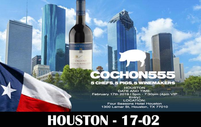 Houston Cochon555 Marotti Campi